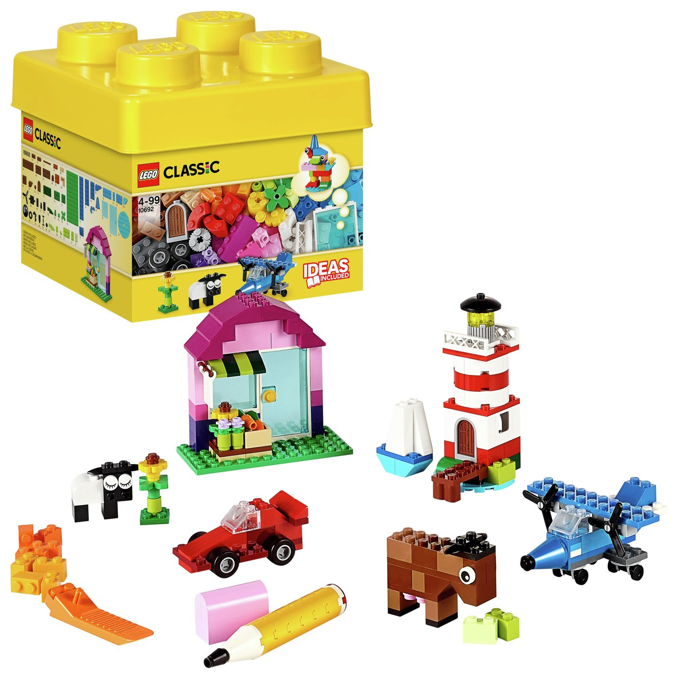 LEGO Classic Creative Bricks Set - 10692
