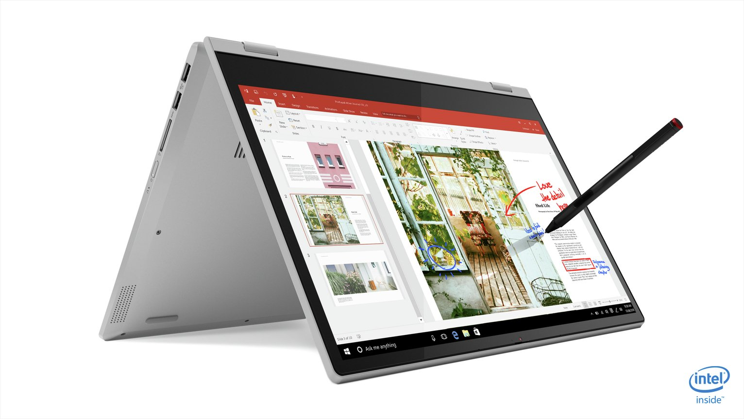 Lenovo IdeaPad C340 15.6in i3 8GB 128GB FHD 2-in-1 Laptop