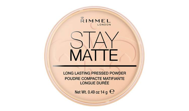 Rimmel Stay Matte Pressed Powder - Warm Beige