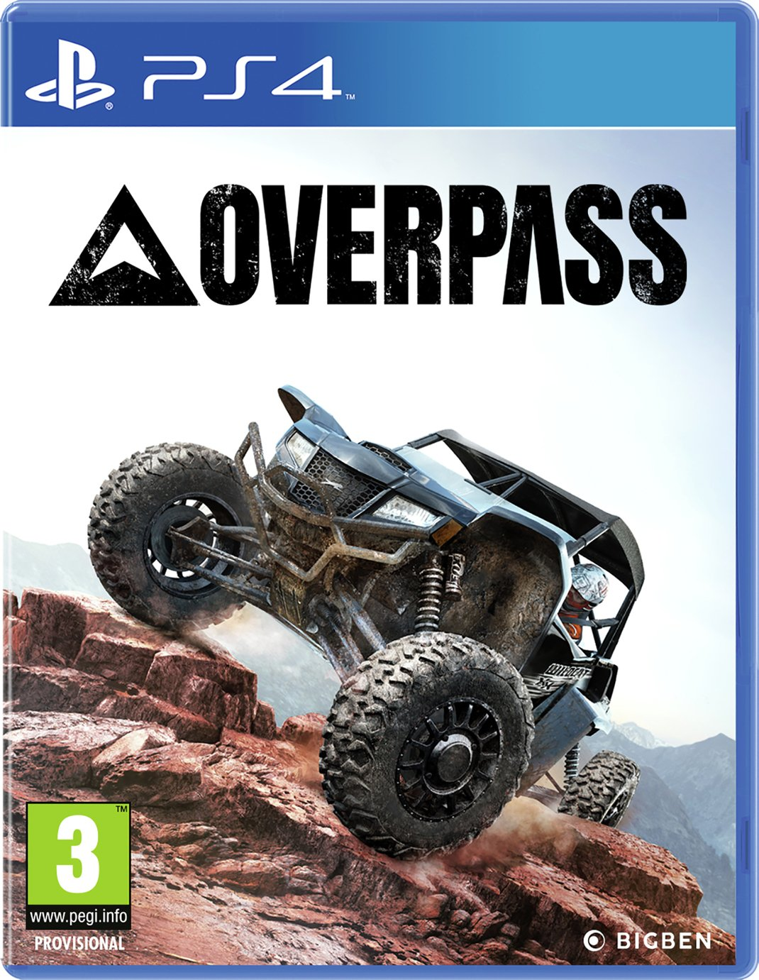 Overpass PS4 Pre-Order Game