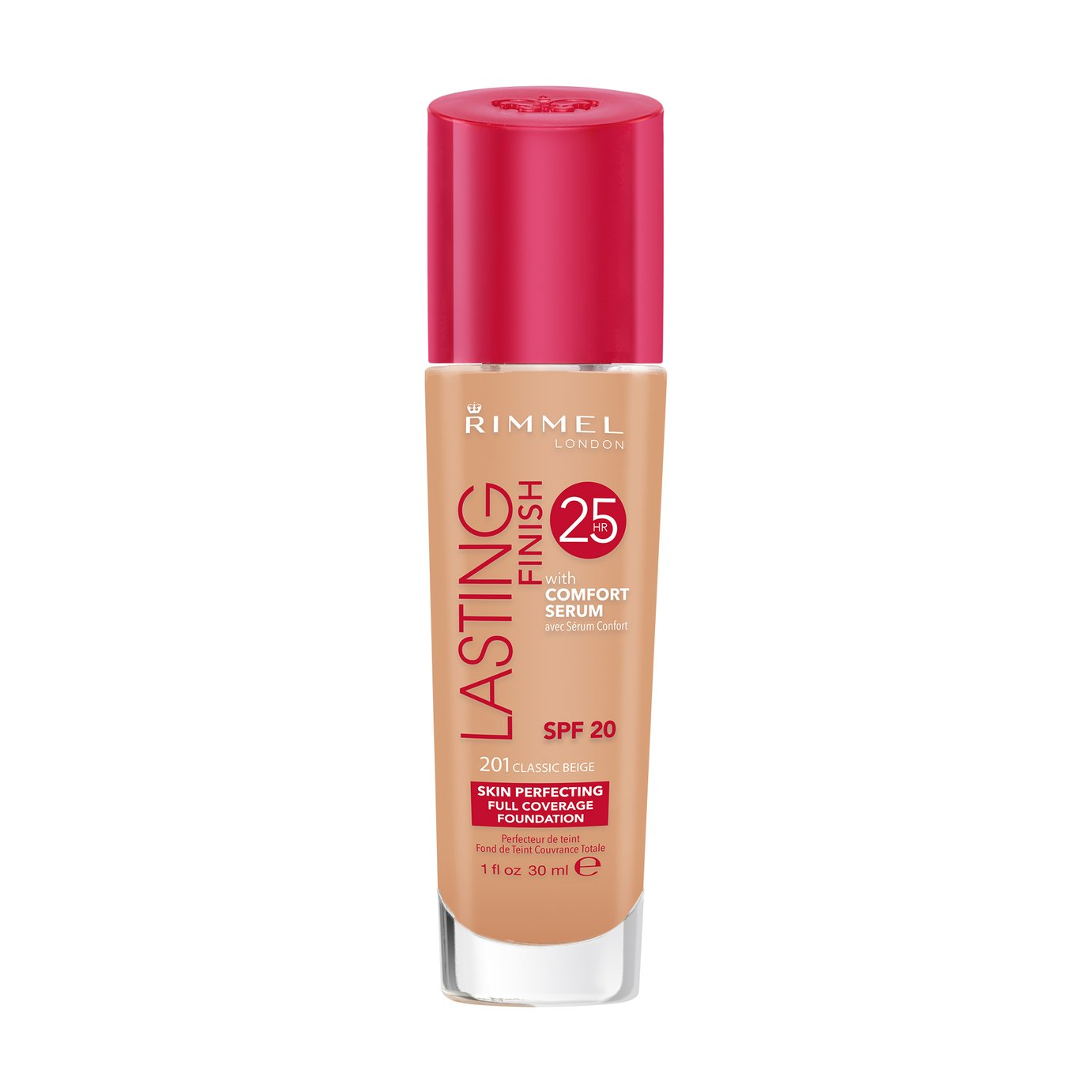 Rimmel Lasting Finish Foundation - Classic Beige