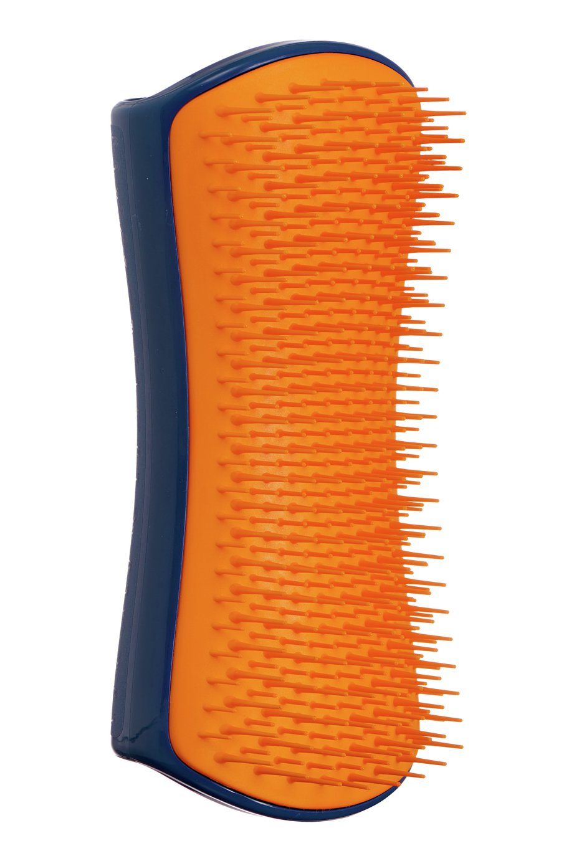 Pet Teezer Detangling Brush - Navy / Orange