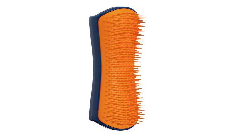 Pet Teezer Detangling Brush - Navy / Orange