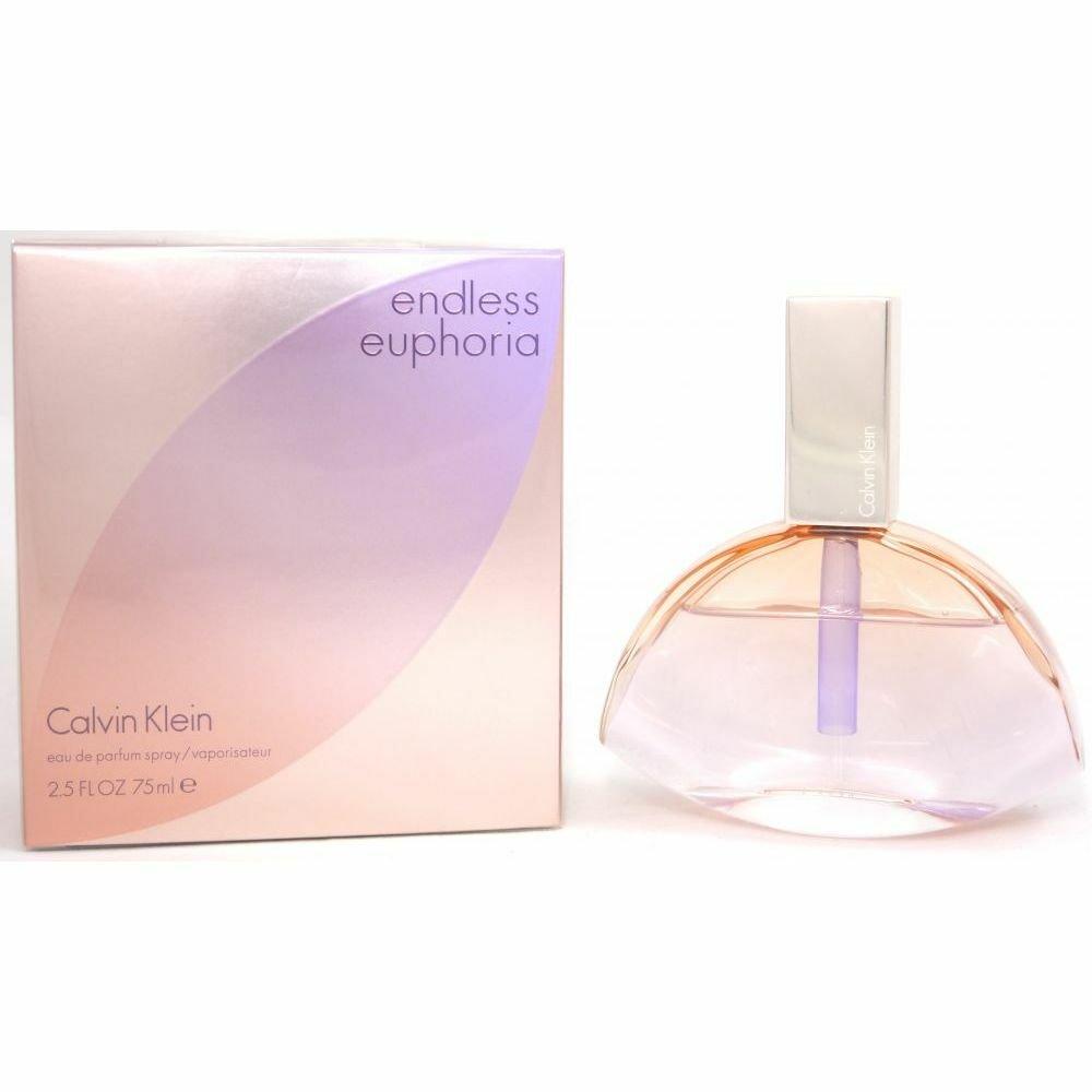 Calvin Klein Endless Euphoria Eau de Parfum for Women - 75ml