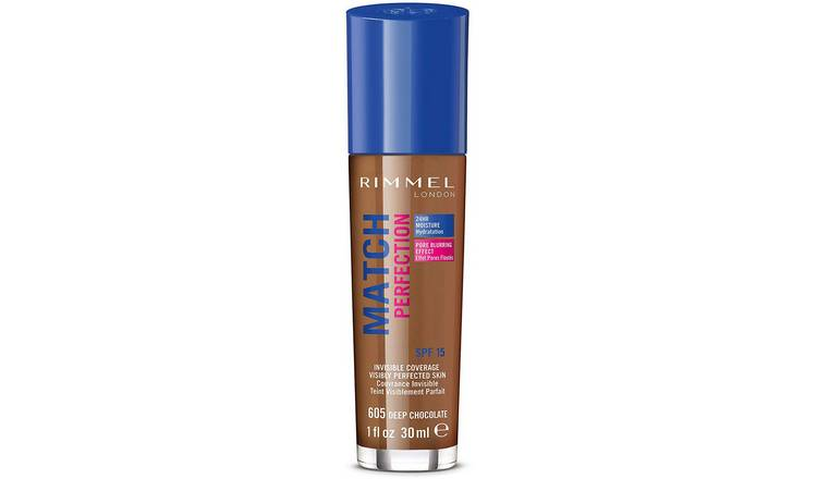 Rimmel Match Perfection Liquid Foundation