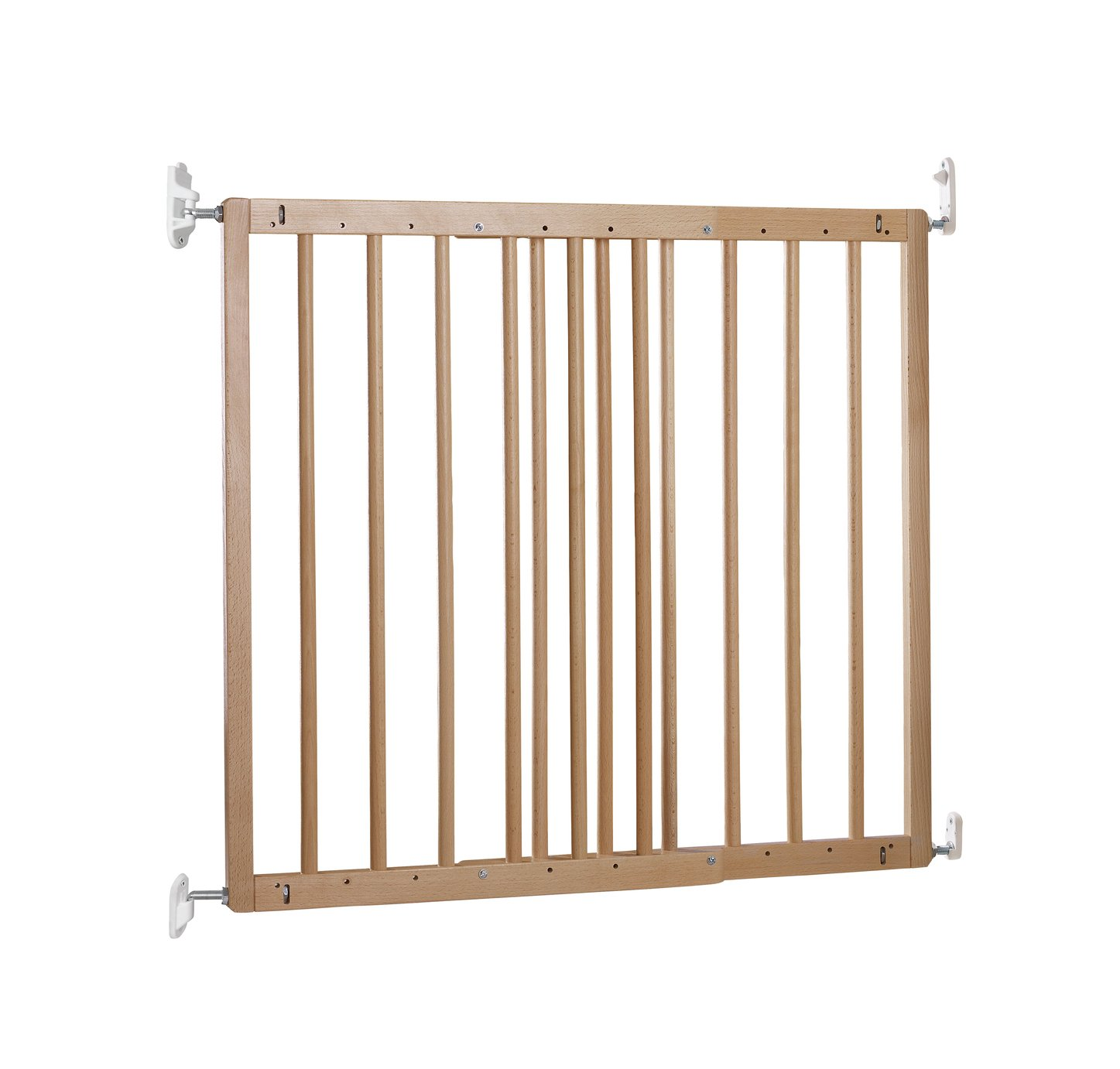 BabyDan Multidan Wooden Extending Safety Gate