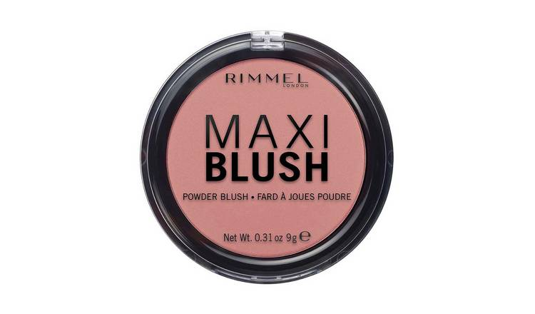 Rimmel Maxi Blush Soft Powder Blusher