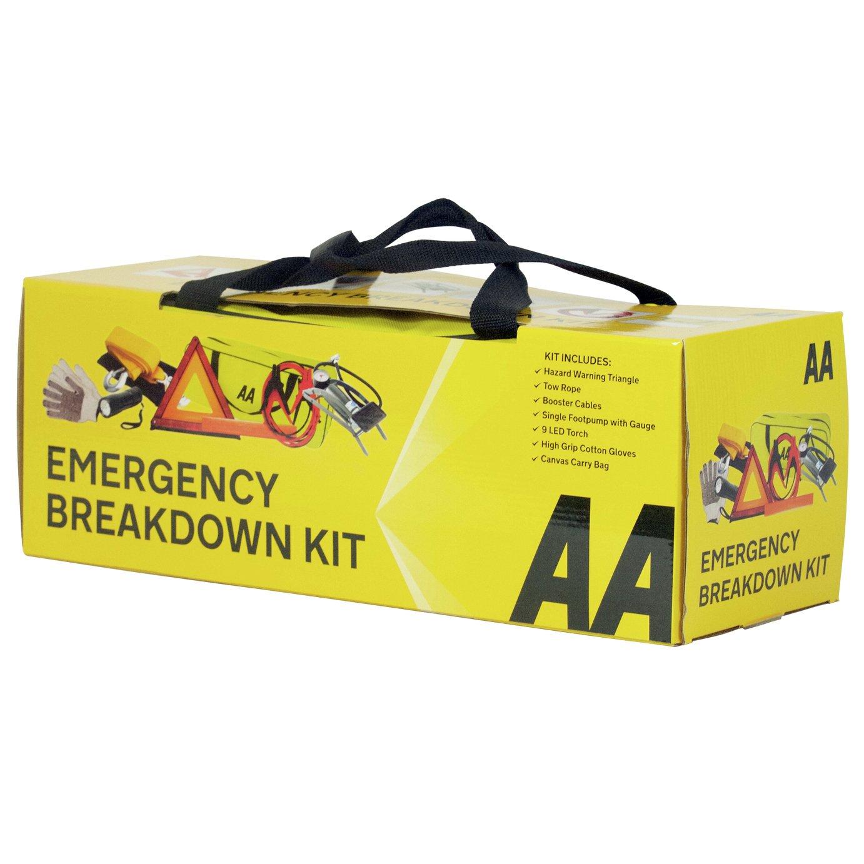 The AA Emergency Breakdown Kit
