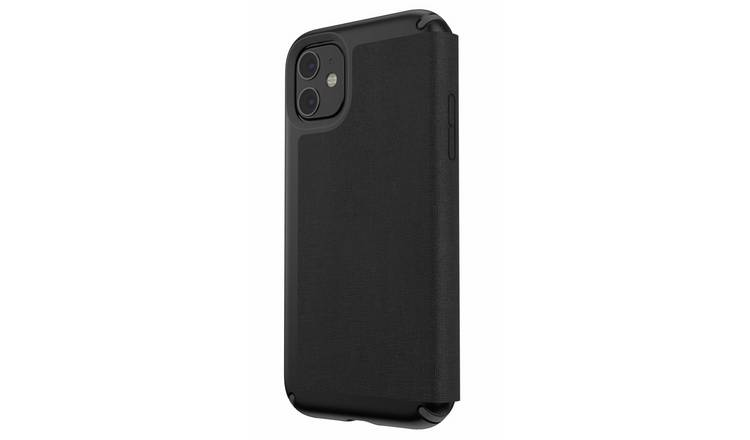 Speck Presidio iPhone XS/X Mobile Phone Case - Black