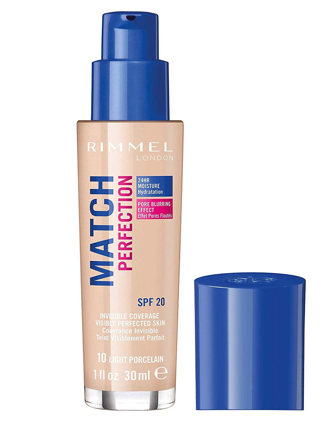 Rimmel Match Perfection Foundation - Light Porcelain
