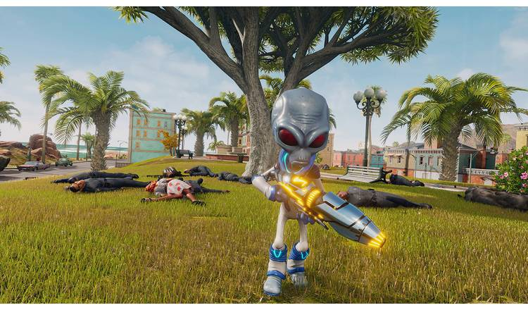 Buy Destroy All Humans Remake Xbox One Pre-Order Game | Xbox One ...