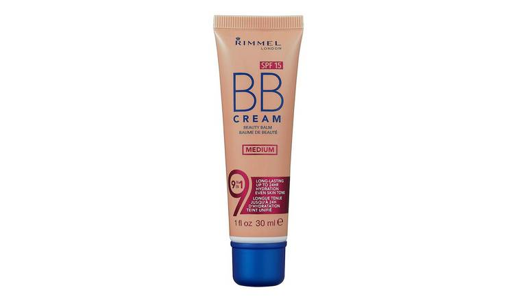 Rimmel BB Cream, 9-in-1 Lightweight Formula