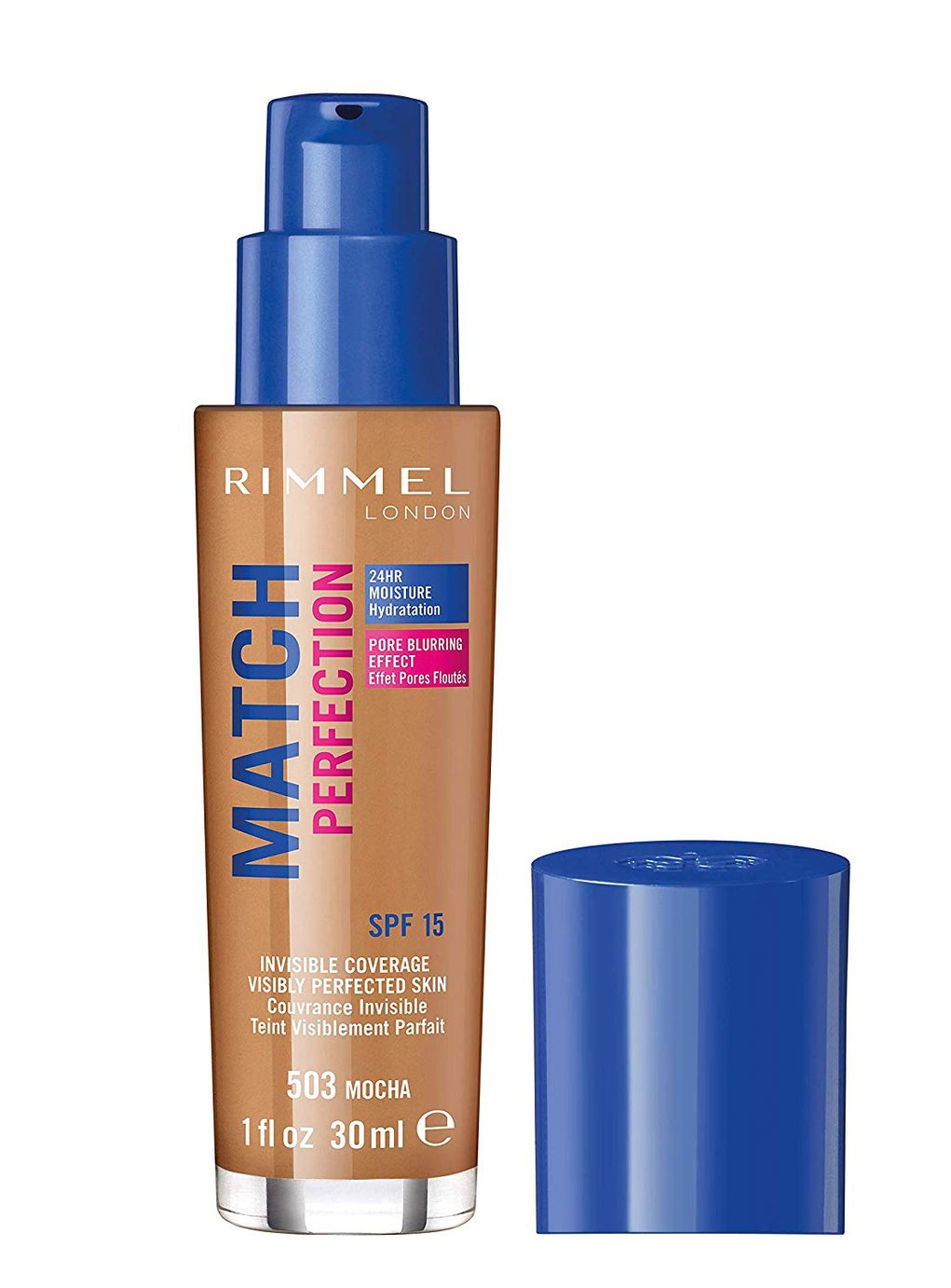 Rimmel Match Perfection Foundation - Mocha