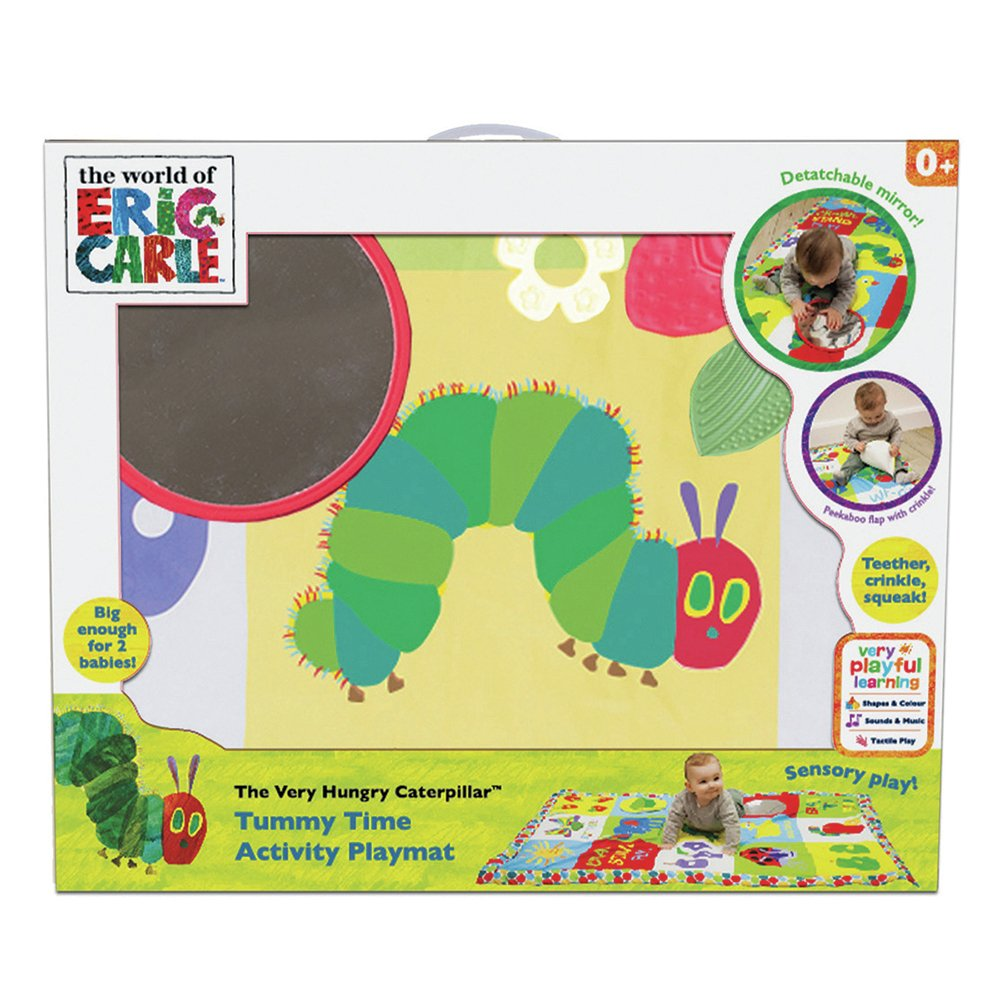 World of Eric Carle Very Hungry Caterpillar Playmat
