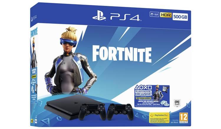 Buy Sony PS4 500GB Console & Fortnite Neo Versa Bundle | PS4 consoles |  Argos