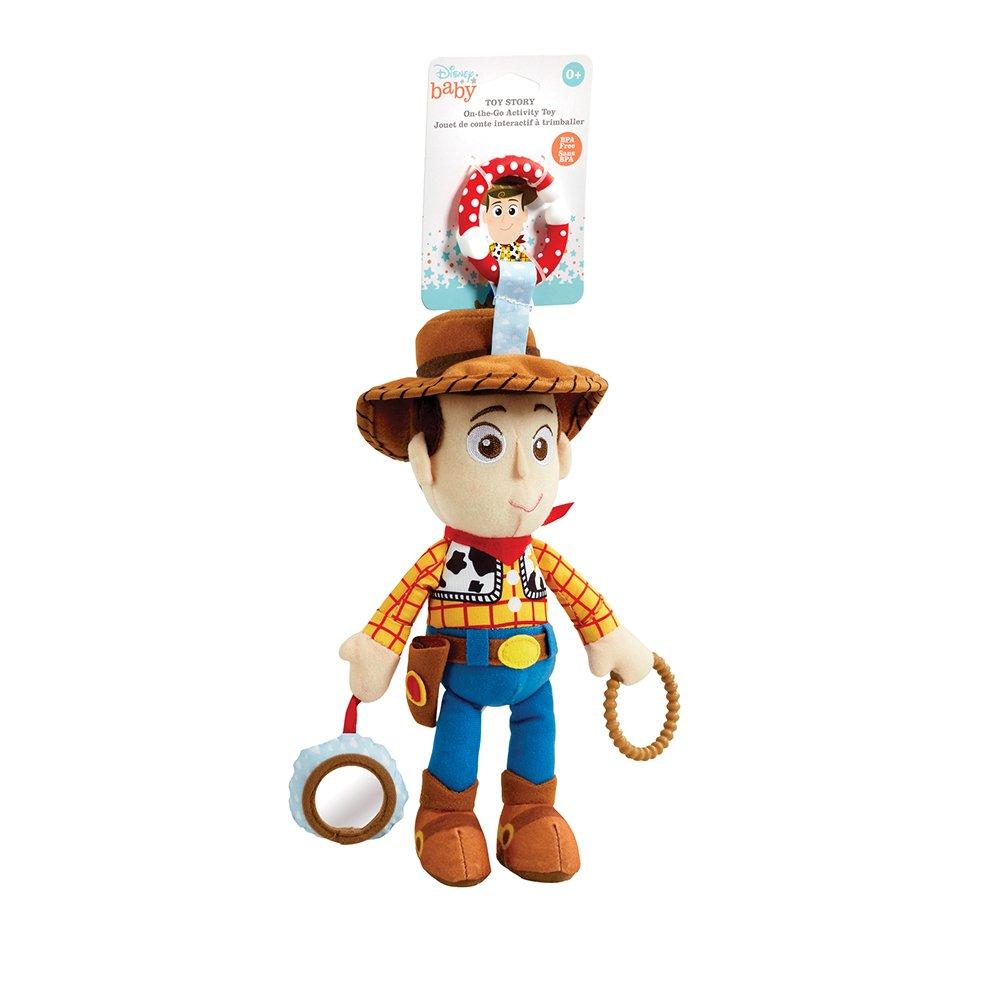 Disney Toy Story 4 Woody Activity Toy