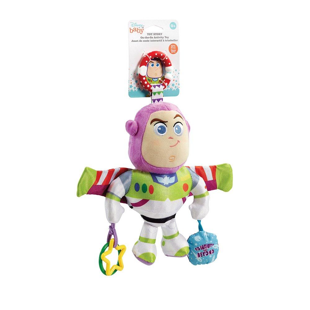 Toy Story 4 Buzz Lightyear Activity Toy