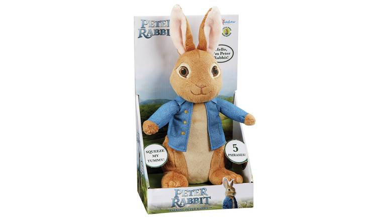 Beatrix Potter Peter Rabbit Talking Movie Peter