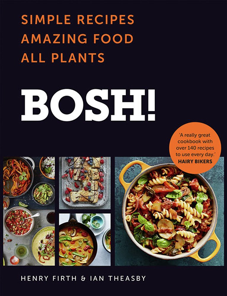 BOSH! Recipe Book