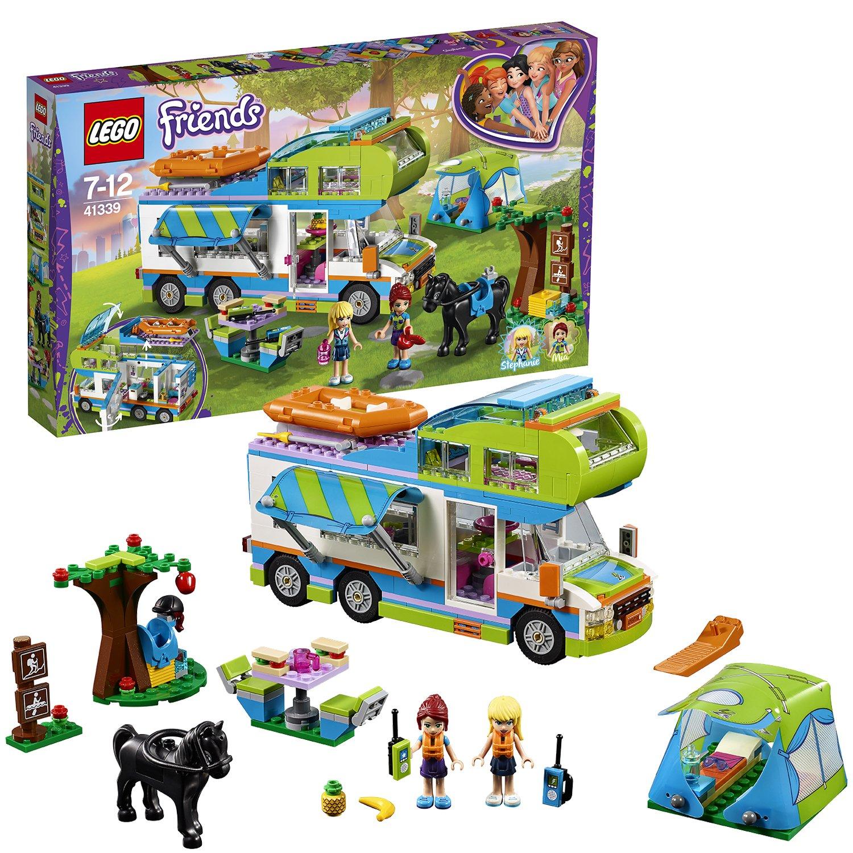 LEGO Friends Heartlake Mia's Camper Van Toy - 41339