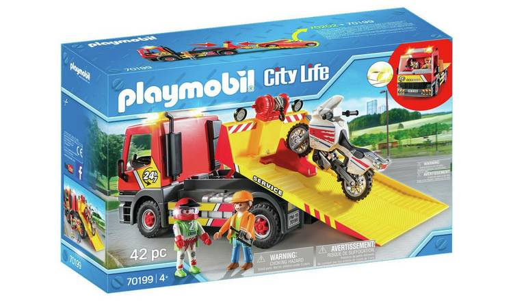 Playmobil 70199 City Life Towering Service