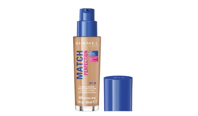 Rimmel Match Perfection Foundation - Natural Beige