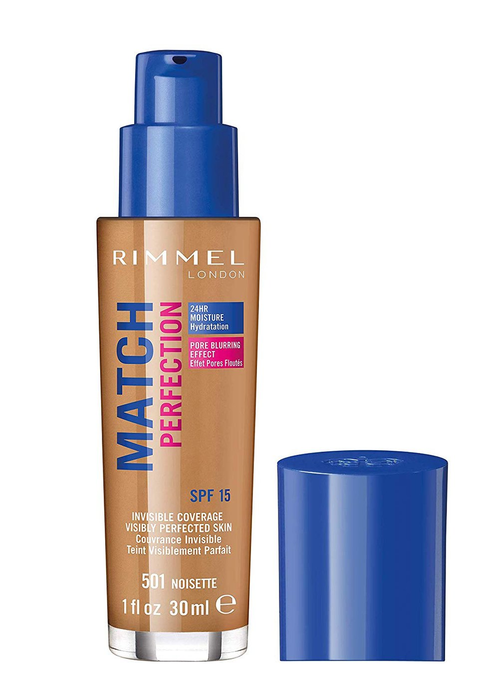 Rimmel Match Perfection Foundation - Noisette