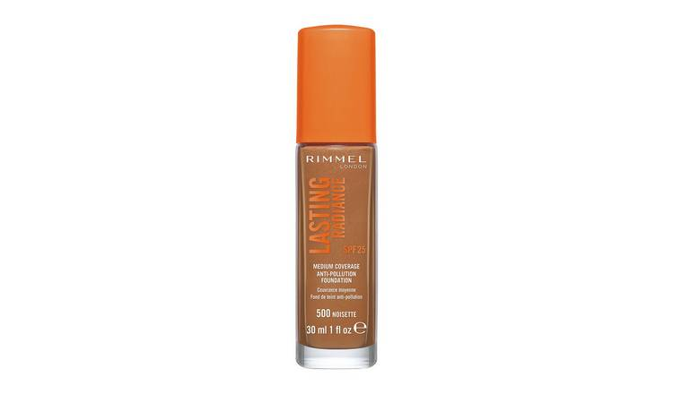 Rimmel Lasting Radiance  Liquid Foundation SPF25