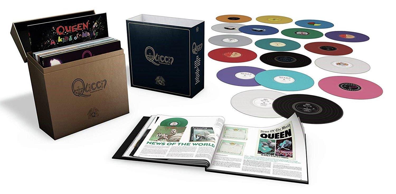 Queen Complete Studio Album Collection Vinyl Box Set
