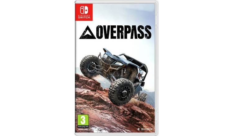 Overpass Nintendo Switch Pre-Order Game