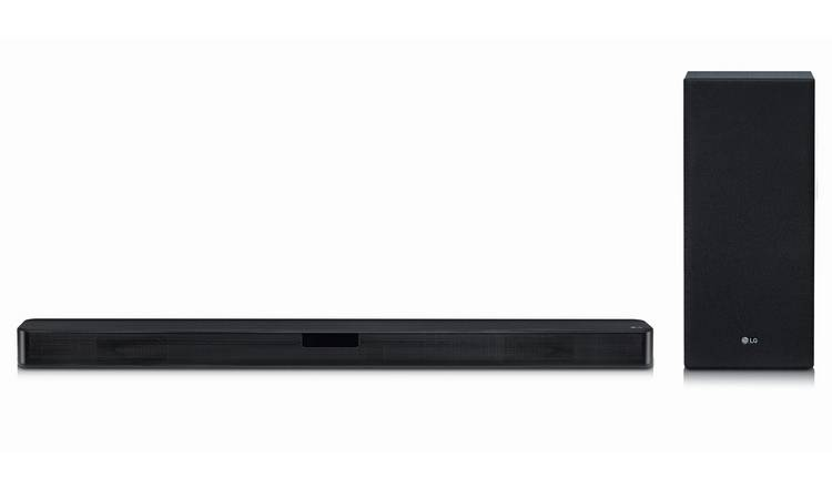 LG SL5Y 400W 2.1Ch Sound Bar with Wireless Subwoofer