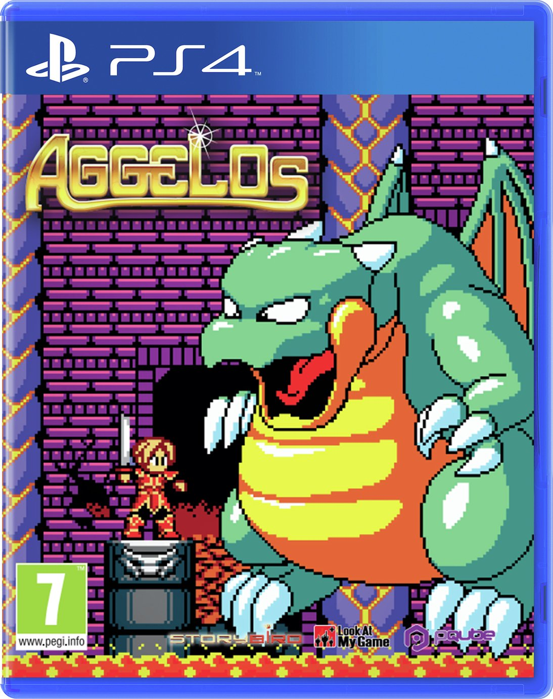 Aggelos PS4 Pre-Order Game