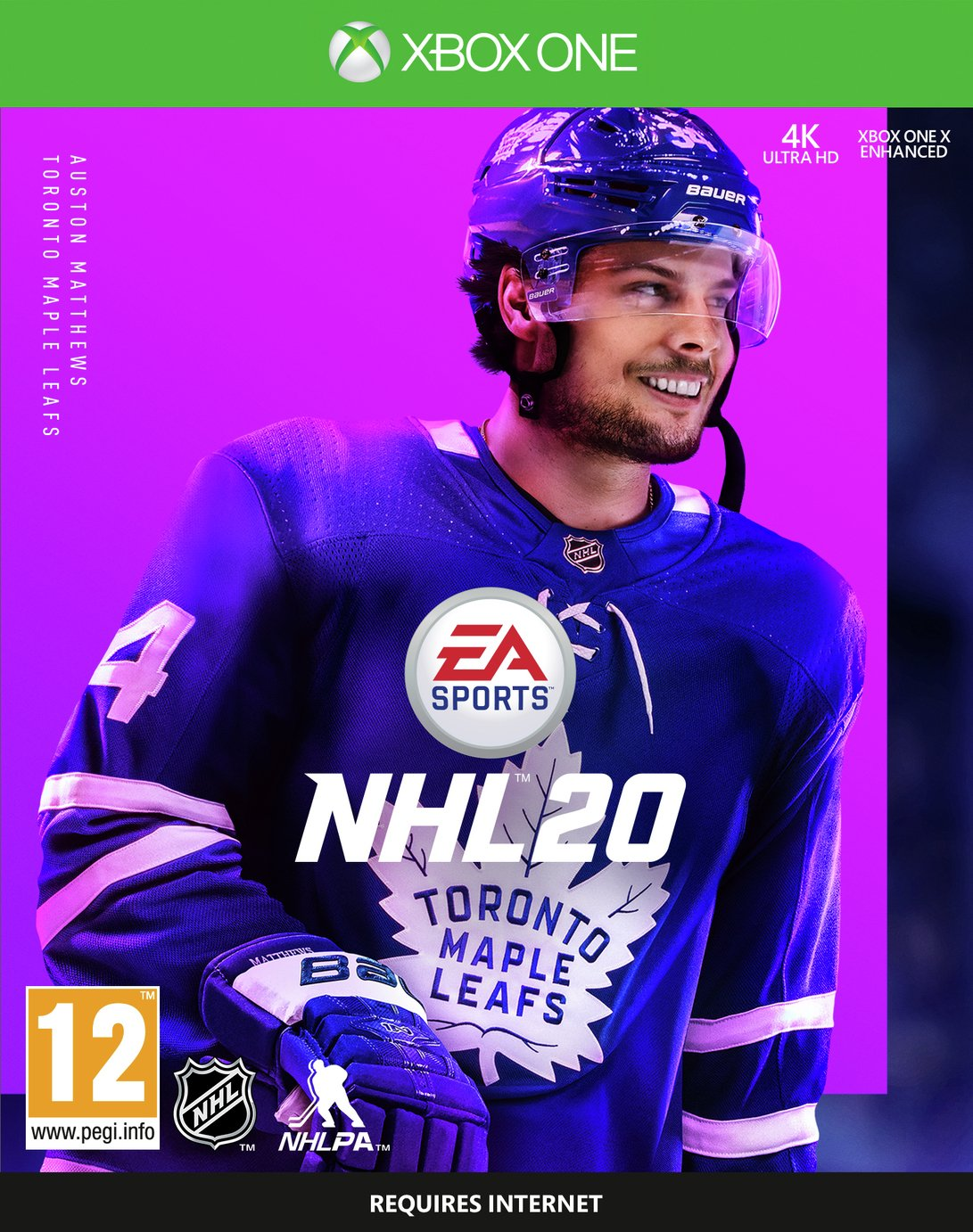 NHL 20 Xbox One Pre-Order Game
