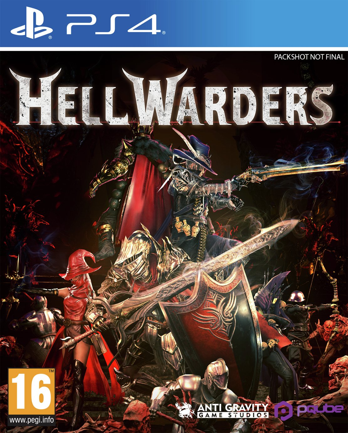 Hell Warders PS4 Pre-Order Game
