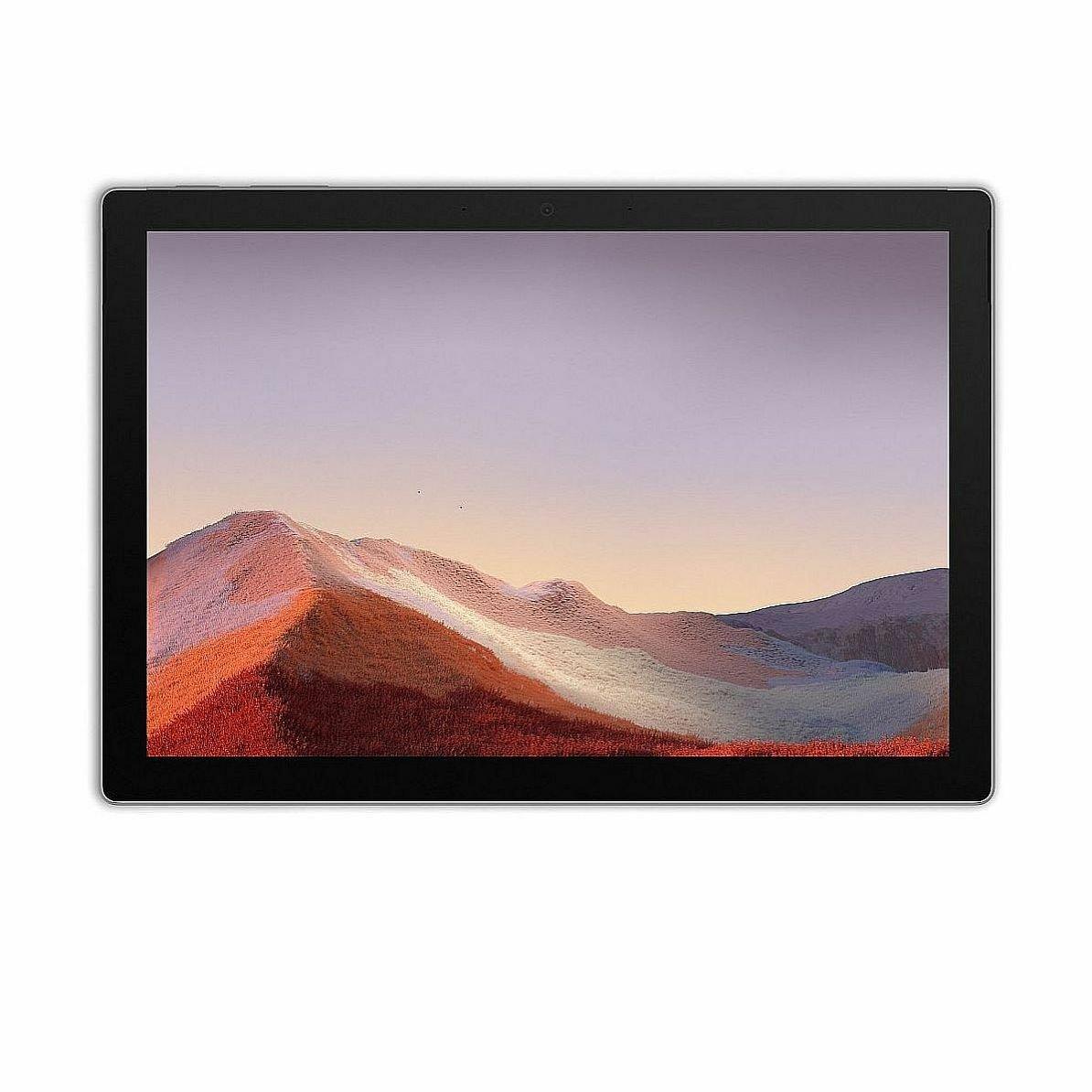 Microsoft Surface Pro 7 i7 16GB 256GB 2-in-1 Laptop Platinum