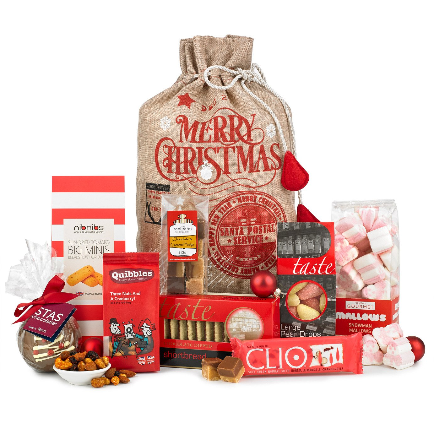 Hampers of Distinction The Christmas Sack