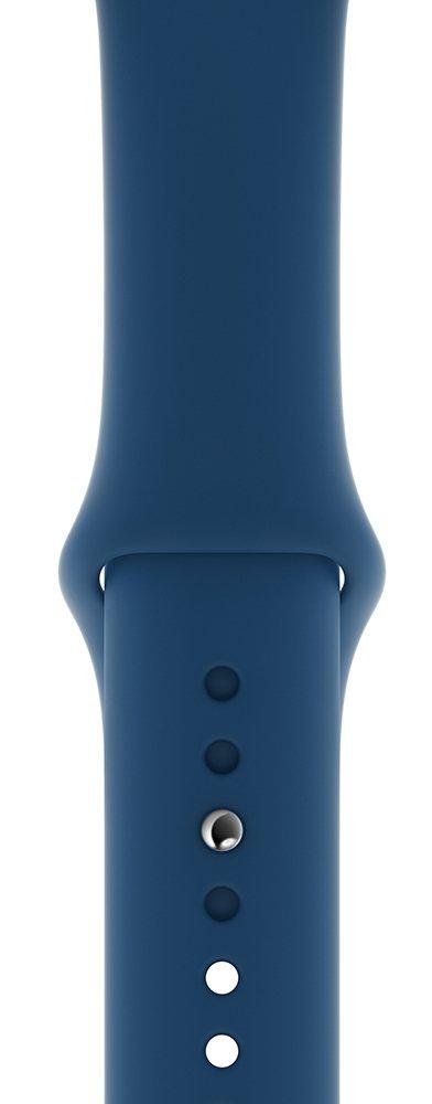 Apple Watch 44mm Blue Horizon Sport Band