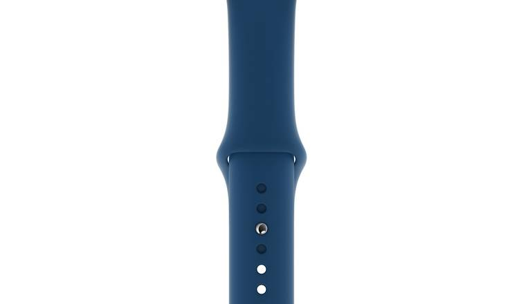 Apple Watch 44mm Blue Horizon Sport Band
