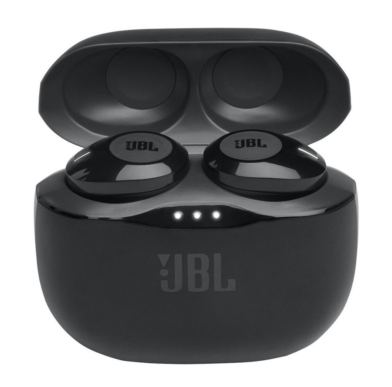 JBL Tune 120 True Wireless Headphones - Black