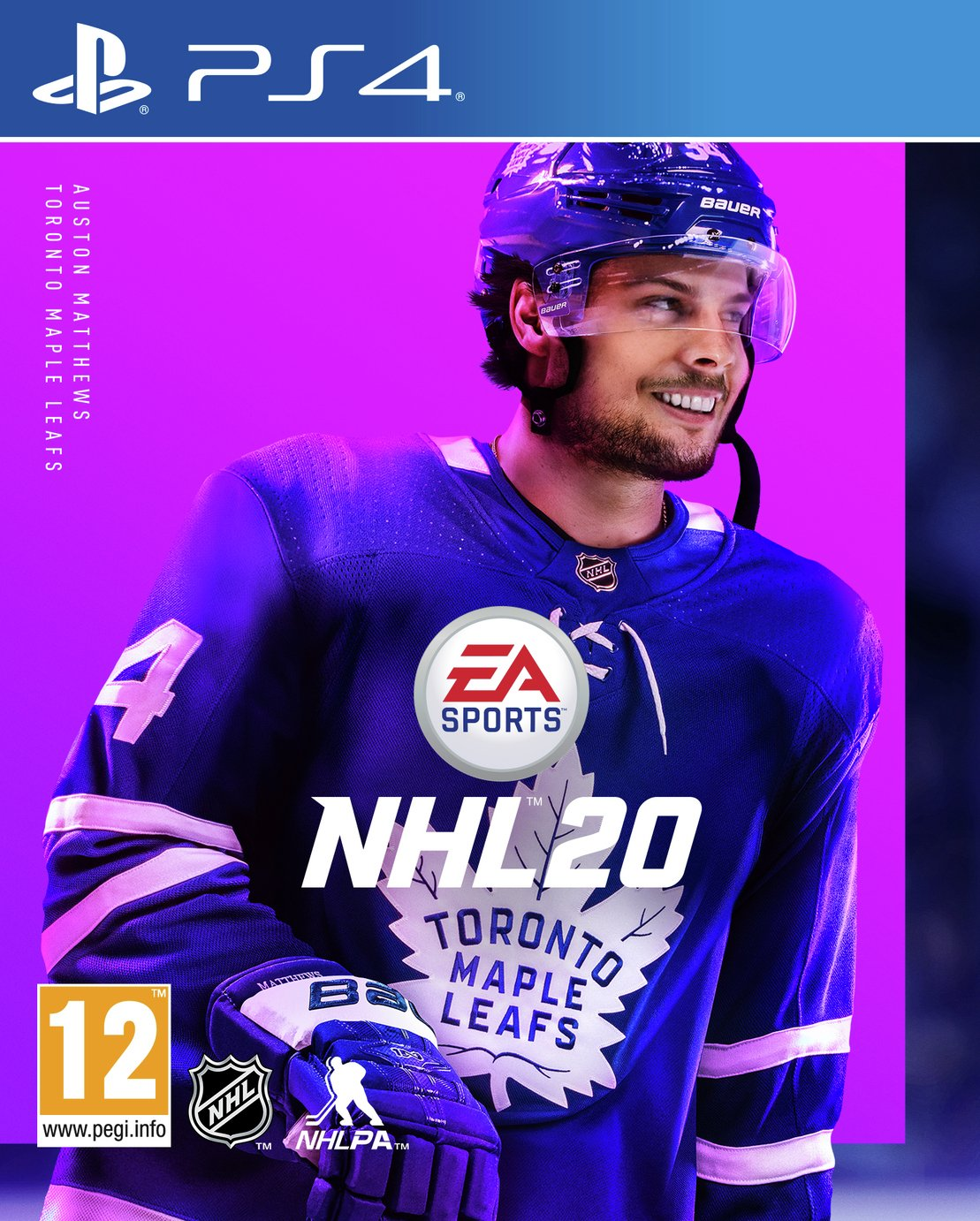 NHL 20 PS4 Pre-Order Game