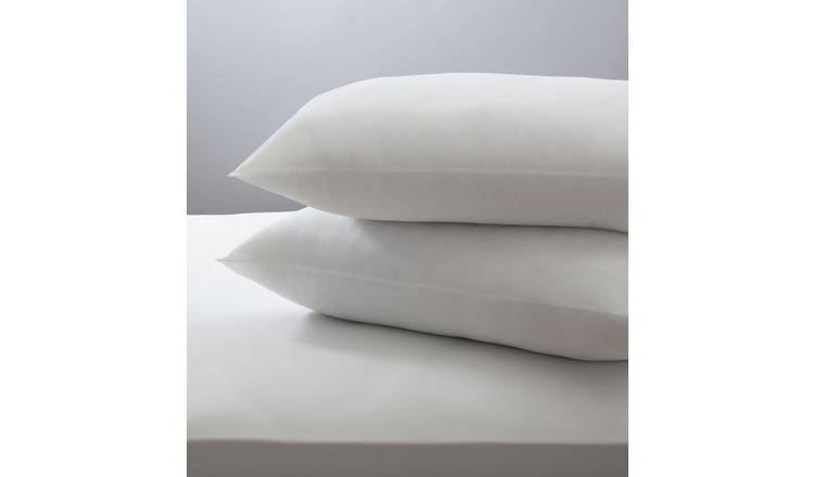 Argos Home Superfull Medium Pillow - 2 Pack
