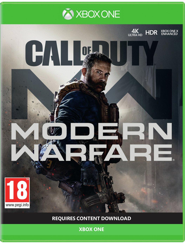 Call of Duty: Modern Warfare Xbox One Game