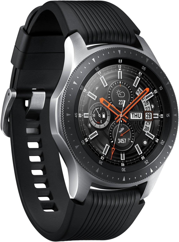 Samsung Galaxy Cellular 46mm Smart Watch - Silver