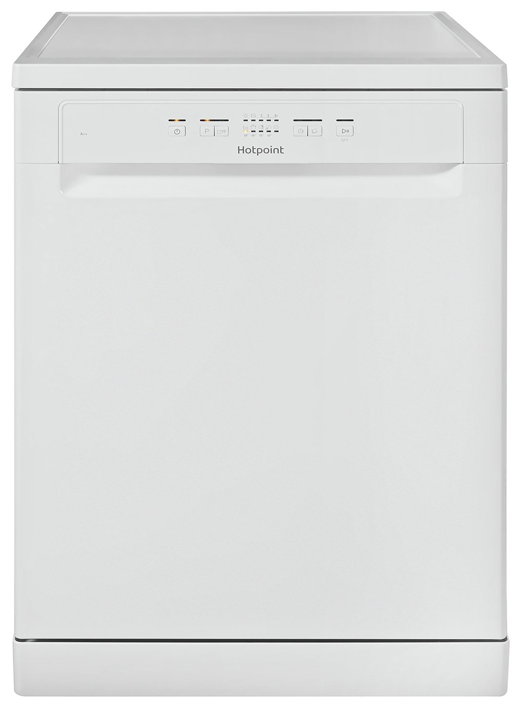 Hotpoint HFC2B+26C Full Size Dishwasher - White
