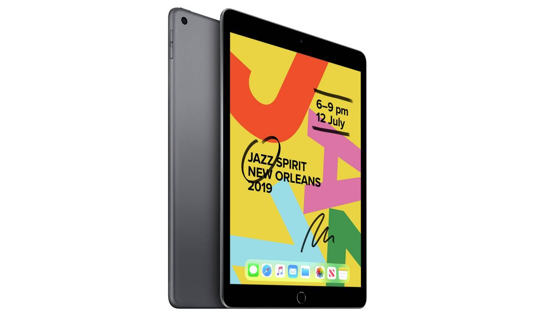 iPad 2019 7th Gen 10.2in Wi-Fi 32GB - Space Grey