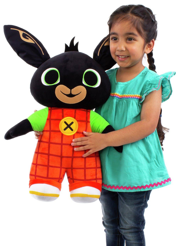 Bing Jumbo Huggable Bing Soft Toy