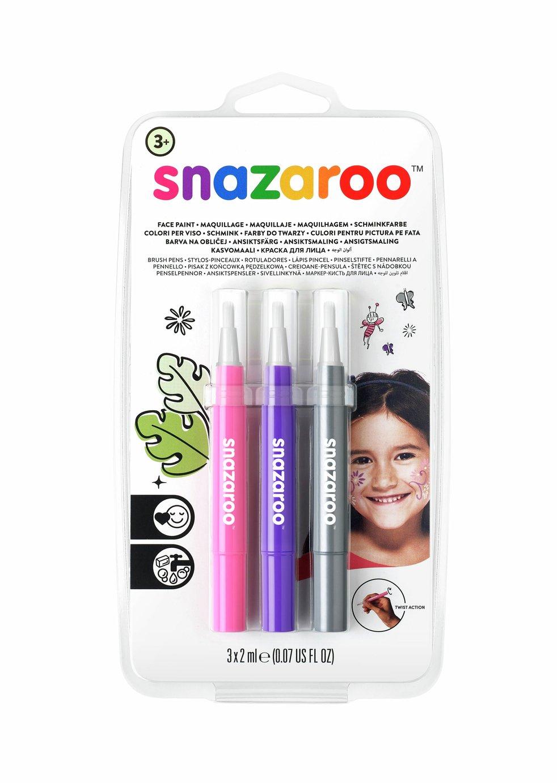 Snazaroo Brush Pen Fantasy Set