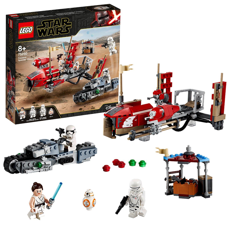 LEGO Star Wars Pasaana Speeder Chase Building Set - 75250