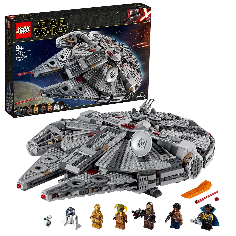 LEGO Star Wars Millennium Falcon Building Set - 75257