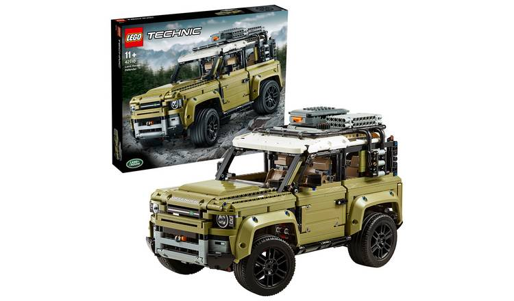 LEGO Technic Land Rover Defender Collector's Model Car 42110